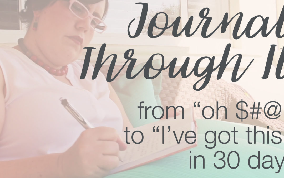 Thank you for a great launch of my course Journal Through It! Here are your thank you gifts!